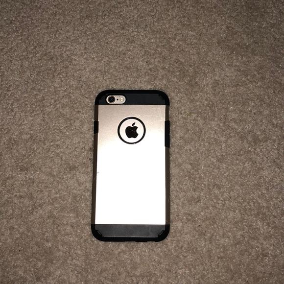 online retailer ecd0f 4b3ce Spigen Tough Armor iPhone 7s/7/6s/6 phone case